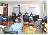 Participants at the 2nd International Conference,Accra, Ghana